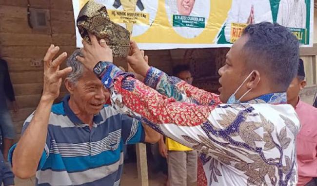 Tim Kemendikbud Lakukan Penelitian Suku Talang Mamak di Inhu