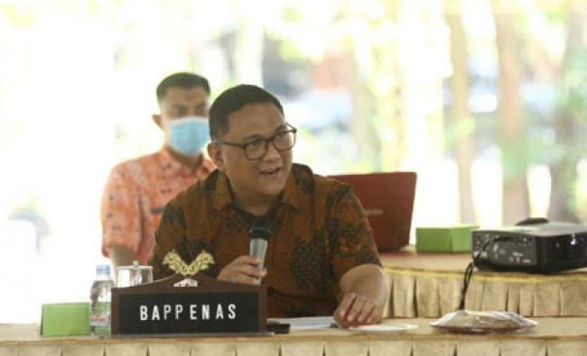 Bappenas RI Sampaikan 3 Fokus Usulan Pembangunan di Riau