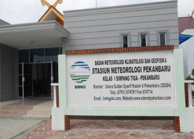 Analisis BMKG: Ini Daerah di Riau yang Sudah Masuk Musim Panas