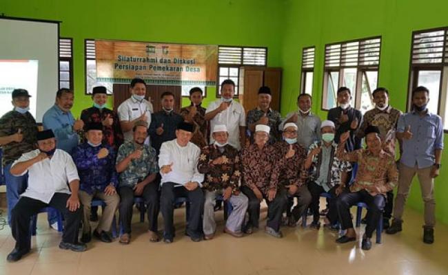Bersama Pemkab Kampar, IKST Taja Acara Persiapan Pemekaran Desa