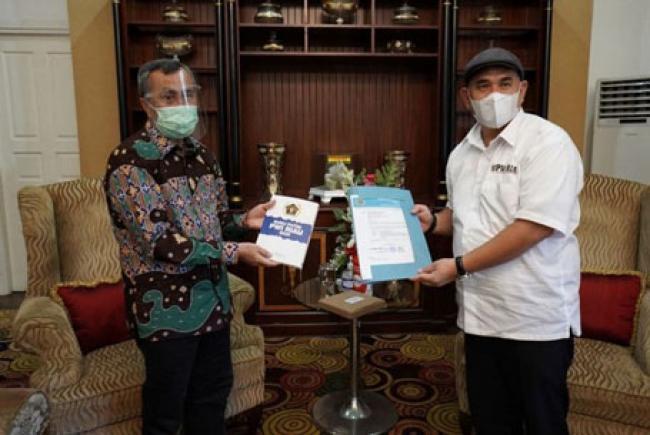 Majukan Sektor Pariwisata, PWI Riau Gelar Hari Pers Nasional 2021 di Pulau Rupat Utara