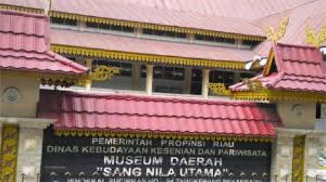 Museum Daerah Sang Nila Utama Pekanbaru Digondol Maling, Keris dan Benda Pusaka Raib