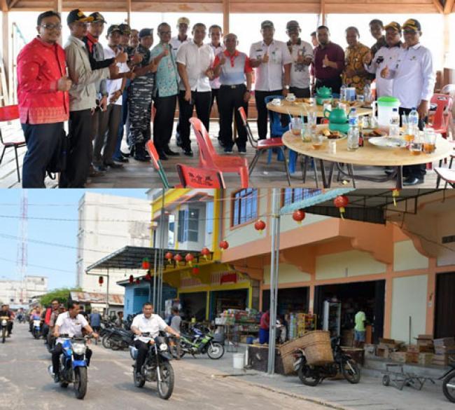 Bank Riau Kepri Siap Mendukung Pertumbuhan Bisnis Di Kecamatan Kuala Kampar