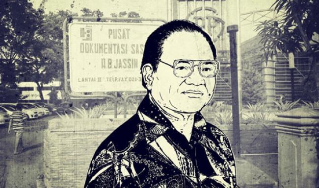 Bagaimana H.B. Jassin Merawat Sastra Indonesia?