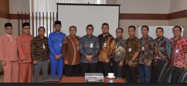 Bank Banten Studi Banding Pajak Online Di Bank Riau Kepri