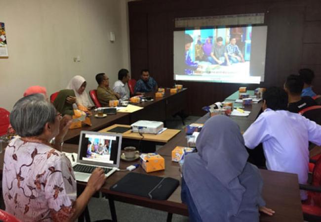 Desa di Bengkalis Bakal Dijadikan Plan Project Bank Dunia