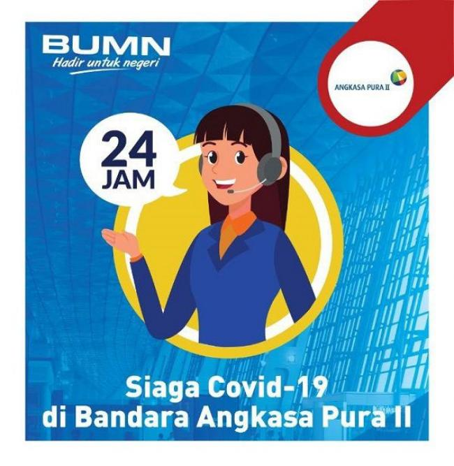 Hapus Kebingungan Traveler, Angkasa Pura II Buka Contact Center Terkait Corona di Nomor 138