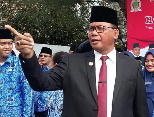 Hadapi Wabah Covid-19, Pemkab Rohil Bentuk Gugus Tugas