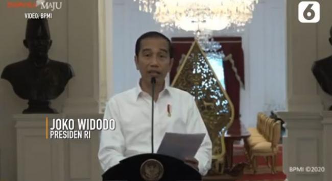 Jokowi Janjikan Uang Duka Tenaga Medis Meninggal karena Corona Covid-19 Rp 300 Juta