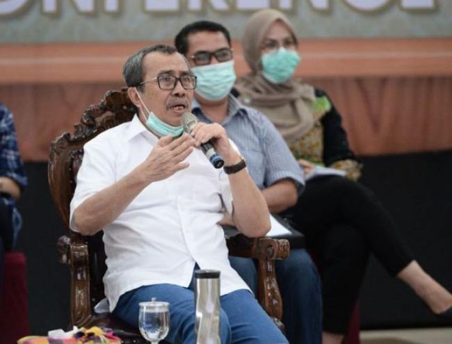 Bertambah 1, Total 2 Pasien Positif Corona di Riau