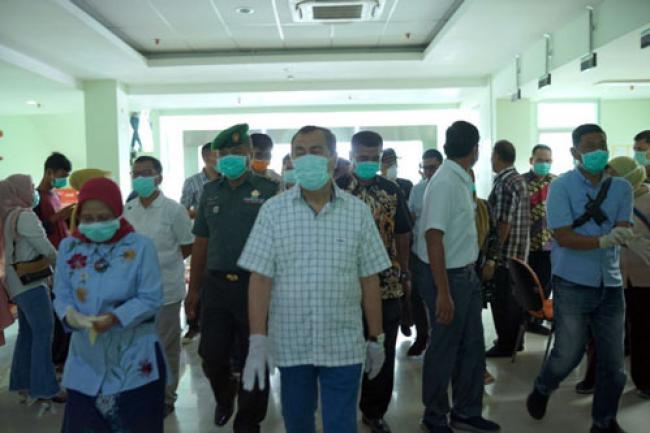 Pemprov Riau Batalkan Lelang 10 Paket Kegiatan DAK Fisik