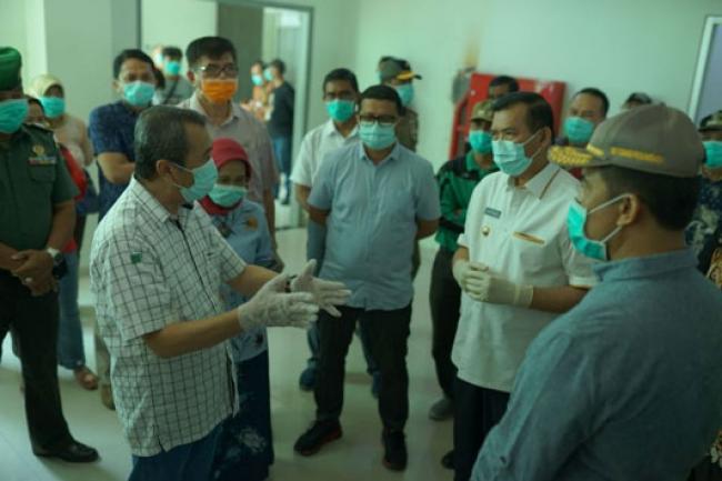 Jumlah ODP Covid-19 di Riau Bertambah Jadi 5.436 Orang