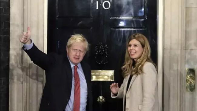 PM Inggris Boris Johnson Positif Virus Corona COVID-19