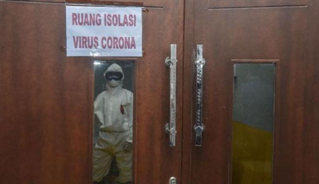 2 Positif Corona, Banda Aceh Terapkan Lockdown