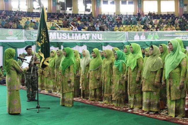Anggota DPRD Riau Sewitri Dilantik sebagai Ketua Muslimat NU Pelalawan