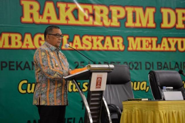 Wagubri: LLMB untuk Lindungi dan Lestarikan Budaya Melayu Riau