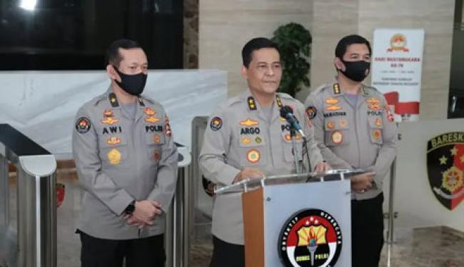Alasan Polri Tidak Bubarkan KLB Demokrat Meski Tak Kantongi Izin