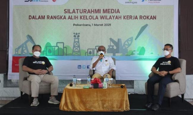 Pertamina: Blok Migas Rokan Bakal Dongkrak Ekonomi Riau