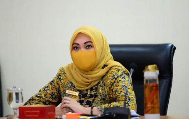 Evarefita Resmi Ditetapkan Jadi Komut PT Jamkrida Riau