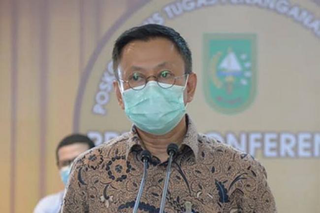 OJK Riau: Vaksinasi Akan Kembalikan Geliat Ekonomi Daerah