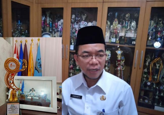 SMPN 13 Pekanbaru Raih Juara I Lomba Tes Tertulis se-Sumatera
