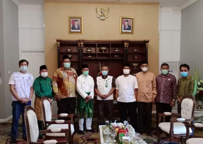 BAZNAS Siak Bangun Pusat Peternakan Mustahik di Riau Senilai Rp 1,7 Miliar