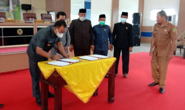 KUA-PPAS Diserahkan ke DPRD, Bupati Suyatno: Tak Ada Niat Memperlambat