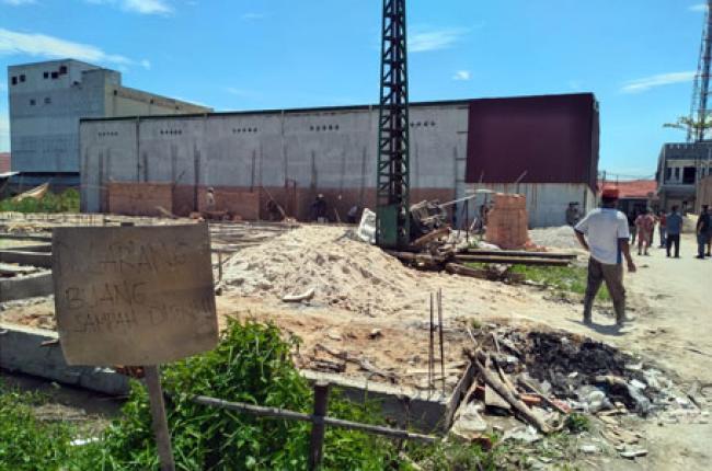 Developer Perumahan Villa Bakti Housing Kembali Berulah