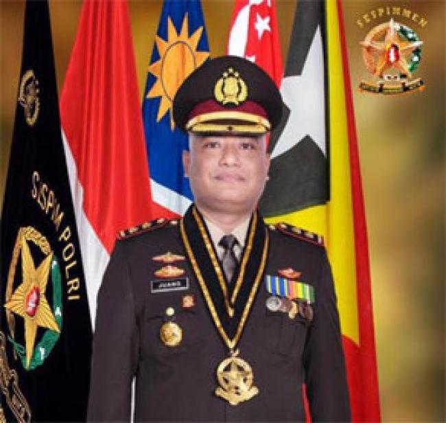 AKBP Juang Andi Priyanto, Perwira Dibalik Pengungkapan 40 Kg Sabu dan 160 Ribu Ekstasi