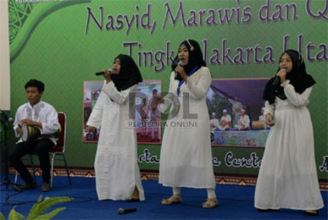 Nasyid, Senandung Bernafaskan Islam