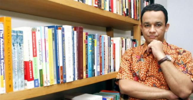 Unggul Quick Count, Mengenal Sosok Gubernur Baru DKI Anies Baswedan
