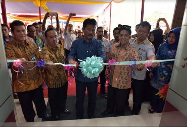 Walikota Batam: Bank Riau Kepri Pilihan Utama Pemko Batam Dalam Layanan Transaksi Perbankan