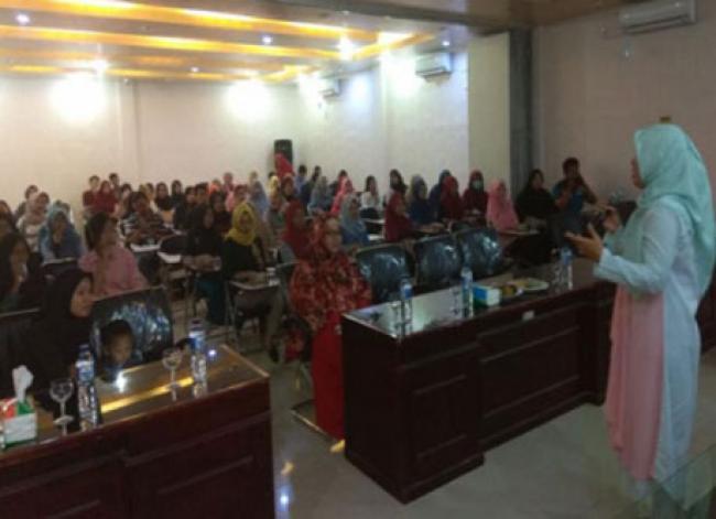 Mahasiswa Administrasi Bisnis PNB Gelar Workshop Psikotes untuk Pencari Kerja