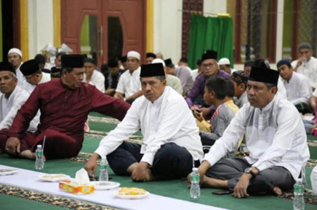Peringati Isra' Mi'raj, Bupati Siak: Ibadah Sholat Cegah Sifat Keji dan Munkar