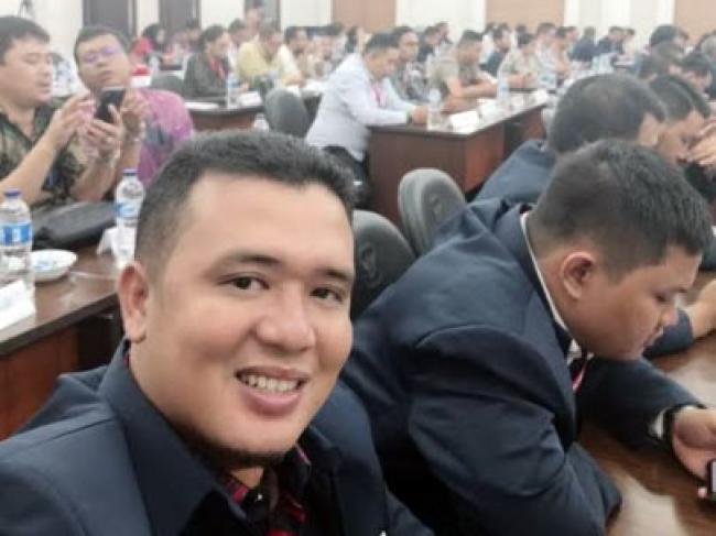 Cara Mengatasi Sengketa Pemilu, Advokad Riau Mardoni SH Ikut Bimtek PHPU di Bogor