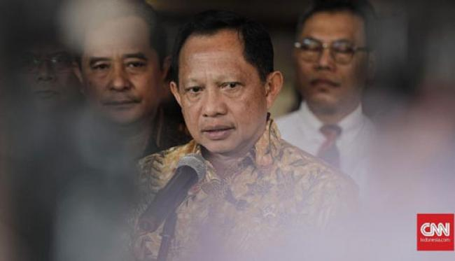 Tito Minta Pemda Tak Alihkan Dana Pilkada untuk Kegiatan Lain