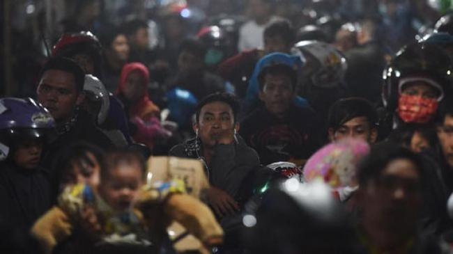 Titik Air Mata Sugiharto Saat Dilarang Menyeberang ke Lampung