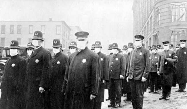 Flu Spanyol 1918 Pandemi Terparah Dunia, Tewaskan 50 Juta Orang