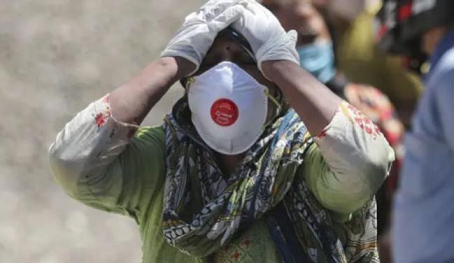 Tsunami COVID-19 Menerjang, Dokter India Kirim Pesan SOS pada Dunia