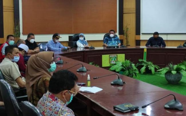 Pelabuhan Dumai Pintu Masuk Pemulangan Pekerja Migran Malaysia, Prosedur Penanganan COVID-19 Diperketat