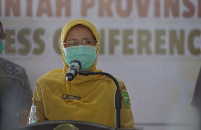 Satgas Covid-19 Tetapkan Riau Masuk Penerapan PPKM Berskala Mikro