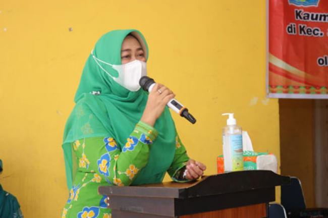 Sempena Hari Kartini, Rasidah Ajak Perempuan Siak Teladani Semangat Juang Pahlawan Terdahulu