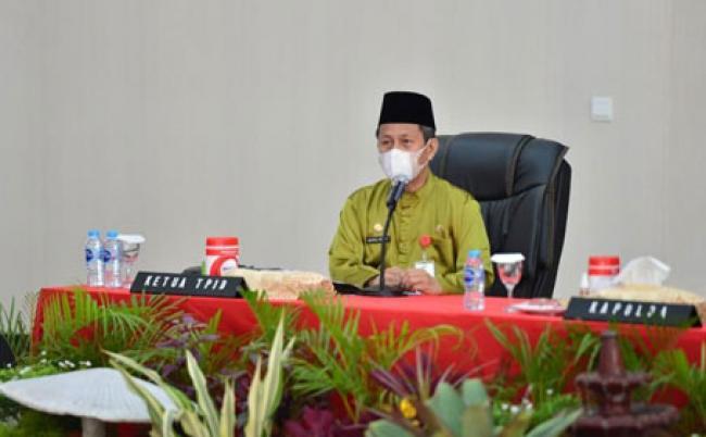 Pj Sekdaprov Riau Pastikan Stok Bahan Pokok Jelang Ramadan Terpenuhi