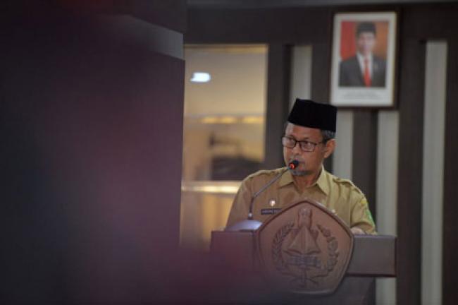 Pemprov Riau akan Atur Jam Kerja ASN selama Ramadan