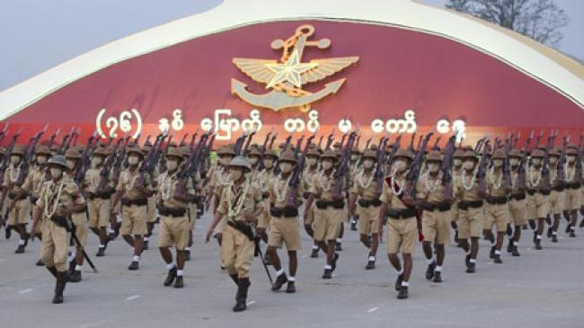 Junta Myanmar Lancarkan Serangan Udara, 6 Tewas