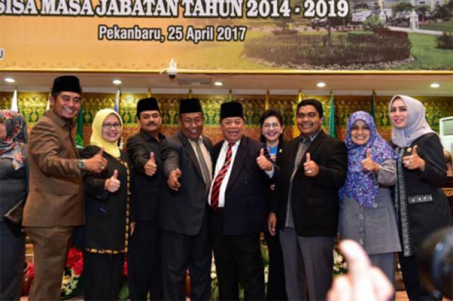 Wan Thamrin: Mungkin Ini Sumbangan Terakhir Saya Untuk Riau