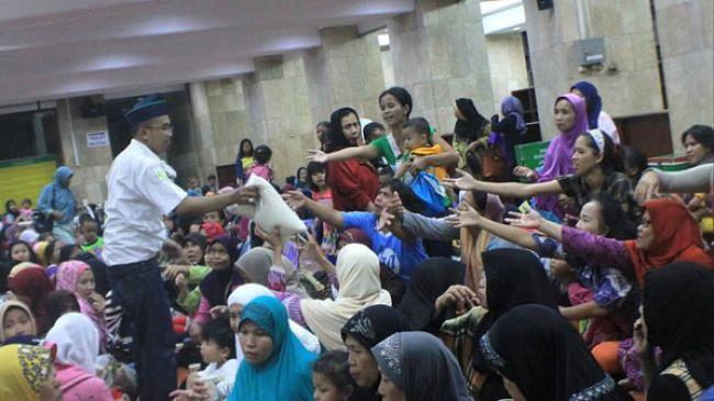 Strategi Penyaluran Zakat Penghasilan bagi Umat Muslim