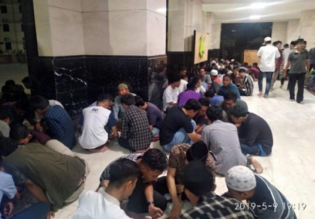 Masjid Abu Ad Darda' Pekanbaru Sediakan 2.500 Porsi Berbuka Puasa Gratis
