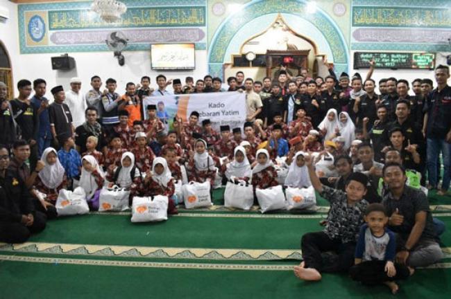 Rumah Zakat Pekanbaru Salurkan Bantuan Ramadhan Berdaya