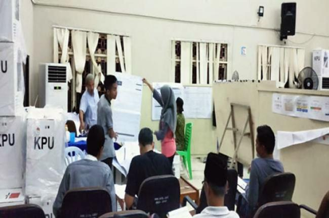 Kawal Suara Parpol di Mandau, Bawaslu Riau Sediakan 8 Pengawas dari Provinsi